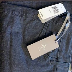NYDJ. new with tags. skinny jeans, size 10